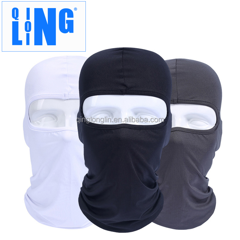 Outdoor Balaclava Motorcycle Anti-Dust Windproof Fishing or Hunting UV Protection Cycling Full Face Mask