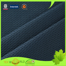 Fashion 100% knitted polyester mesh fabric for sports shoes