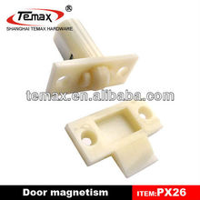 Magnetic door catcher/Single push latch/Plastic Instant Locks