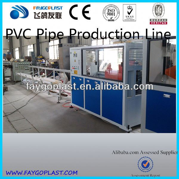 HDPE Pipe Extrusion Line GMP20-1600MM what is pvc plastic used for