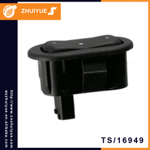 ZHUIYUE Direct Factory Auto Electric Window Switch 94724256 Bule Light 93350574 Orange Light For OPEL ASTRA
