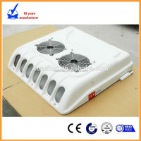 6kw cooling capacity small roof top air conditioner for truck, trailer cab