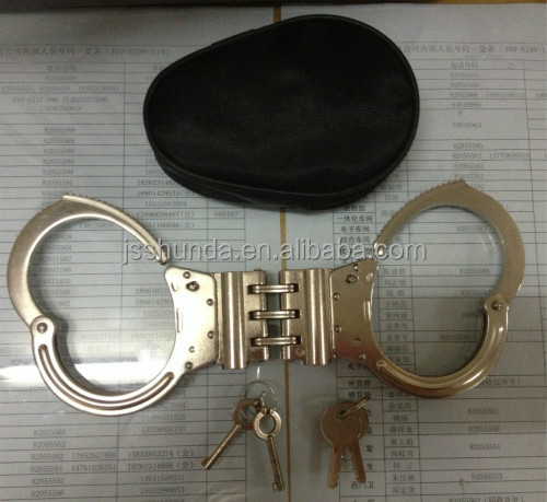 2017 Police Carbon Steel Handcuff for Police