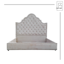 Special hot selling king size luxury wood bed frame, wood carving bed