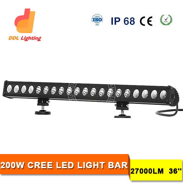 led light bar Led Off road light bar CE&RoHs LED DRIVING LIGHTS for truck