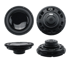 Good performance 4 inch car subwoofer with treble