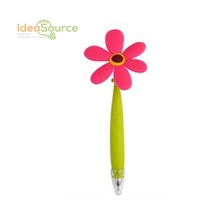 Flower Shape Cute Novelty Pen With Logo