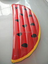 new design inflatable half watermelon float