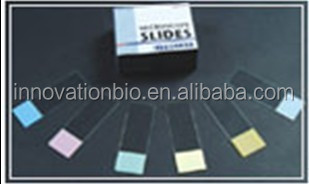 CE marked glass microscope slides