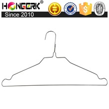 Cheap laundry galvanized metal wire cloth hanger for drying clothes
