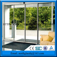 Top quality clear curved temperedlaminated glass manufacturer