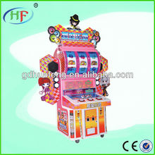 Lucky spin amusement redemption game machines
