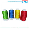 3000 yard polyester embroidery thread for digital machine, home embroidery machine