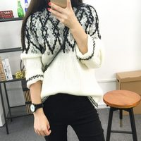 Top quality stylish hot selling fitted sweaters for ladies