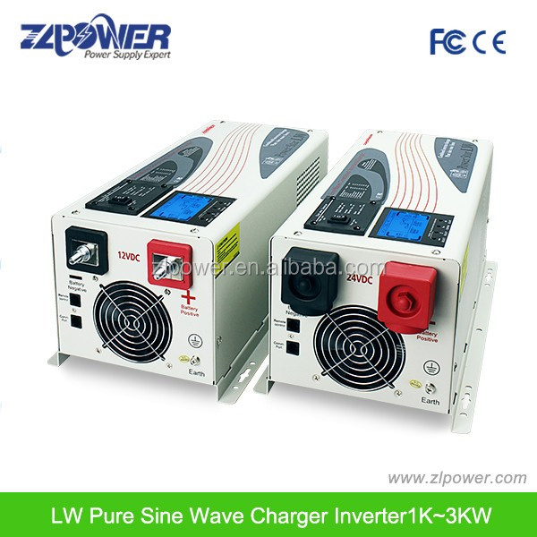 500W to 12000W Pure sine wave solar inverter