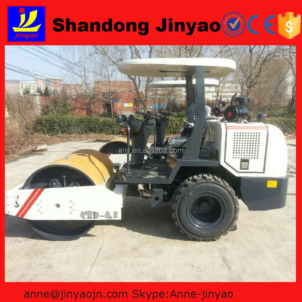 heavy-duty static two wheel road roller , ride on road roller