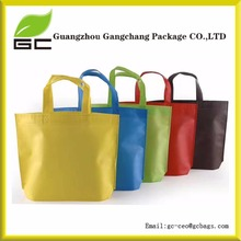 Big Supermarket Recycle Ultrasonic Non Woven Tote Bag