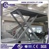 Warehouse factory used hydraulic electric scissor lift table