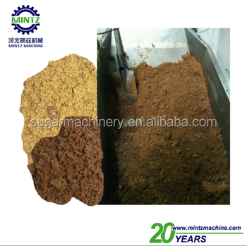 Jaggery powder making machine with lower invest