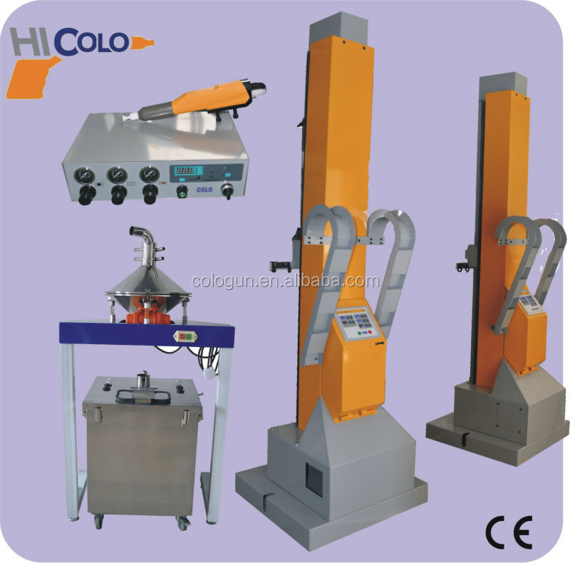 Automatic spray painting machine robotic powder paint systems