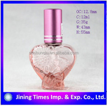 12ml refill perfume atomizer spray bottle red bottle perfume for women P-110