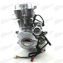 ATV Quad Motorcycle Lifan250 Engine CG250CC Motor 167FMM Air Cooled With Reverse