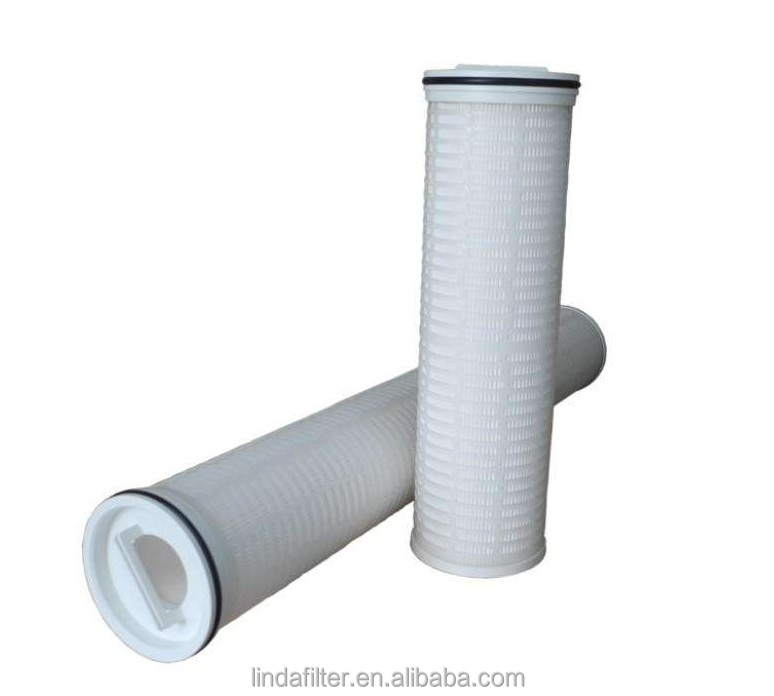 Water Treatment / High Flow 70 Micron PP Pleated Filter Cartridge