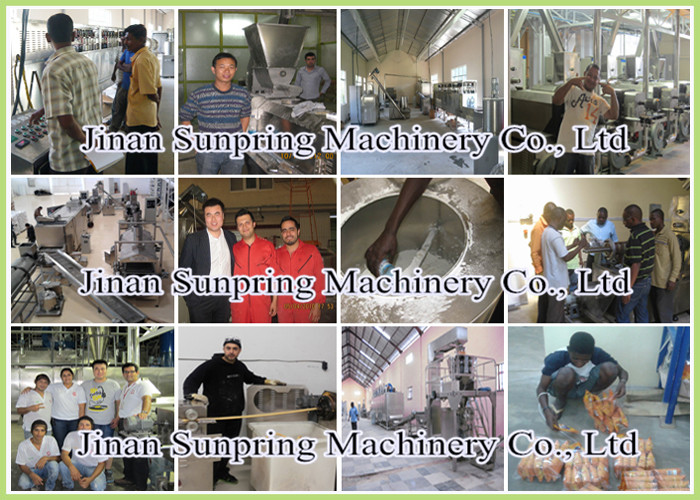 Core filling snack food extrusion machine