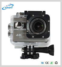 2017 Hot Selling Waterproof Full hd 1080p Sport Camera with firmware