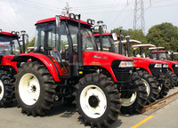 110HP WD1100 Two Wheel Drive Tractor