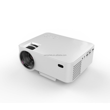 T20 Hot sale projector 3000 Lumens connect iphone 7 mini smart projector with port connect computer cellphone factory USA