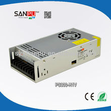 Constant Voltage led power supply ac-dc 300w switching power supply
