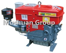 JD TYPE ZH1115 ZH1115WP jiangdong brand SINGLE CYLINDER diesel engine