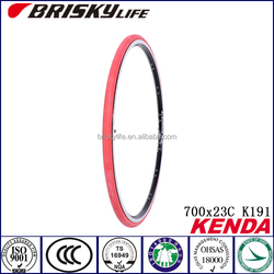 Cheap road bike tires red wall tires 700c bikes