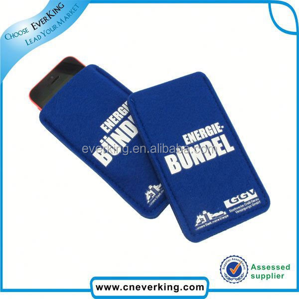 Fashion personal for samsung s4 felt phone case
