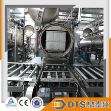 Batch Hot Water Spray retort autoclave