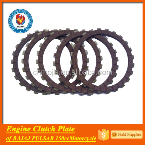 factory provide motorcycle bajaj pulsar 150 spare parts clutch plate