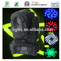 Professional stage light manufacturer ,High quality 60w super mini moving head spot factory price