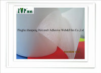 PA hot melt adhesive film for textile fabric bonding