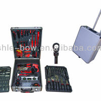 186pcs Hand Tool Set With Case
