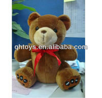 plush bear MP3 player plush bear toy