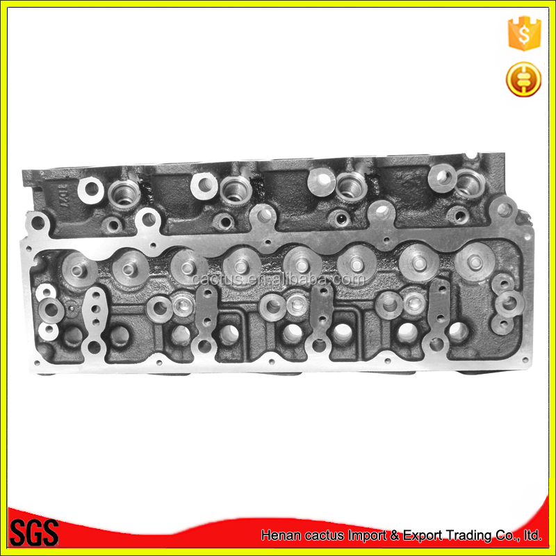 Brand new casting iron TD23 engine cylinder head for nissans