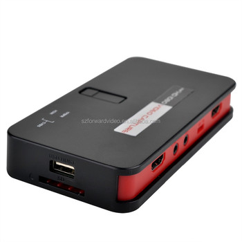 Patented product HDMI Game Capture Card HD Video Capture with Remote Control 1080P full HD ezcap284