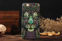 Buy direct from china Creative Luminous Animal Owl Hard Cas anti-shock phone case for iphone 6 plus wholesale