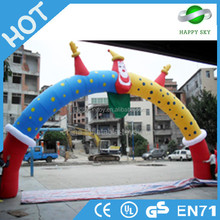 2015 New Design inflatable arch,inflatable starting line arch,halloween inflatable arch
