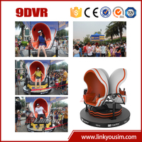 2015 newest,the most popular 9d egg virtual reality cinema/3d active glasses/high quality 3d virtual reality