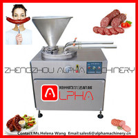 Sausage making machine /german sausage/german sausage making machine