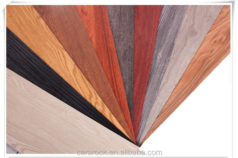 Waterproof pvc floor tile interlocking flooring vinyl for Interlocking laminate flooring