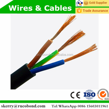 copper core 25mm2 18kv armoured cable steel strip 16mm
