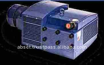 Series Rotary Vane Oil-less Vacuum Pumps